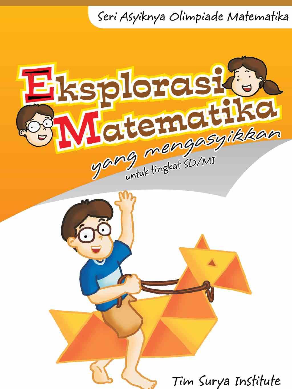 Explorasi Matematika - Persiapan Olimpiade Matematika