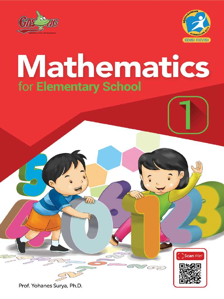 Mathematics For Elementary School 1