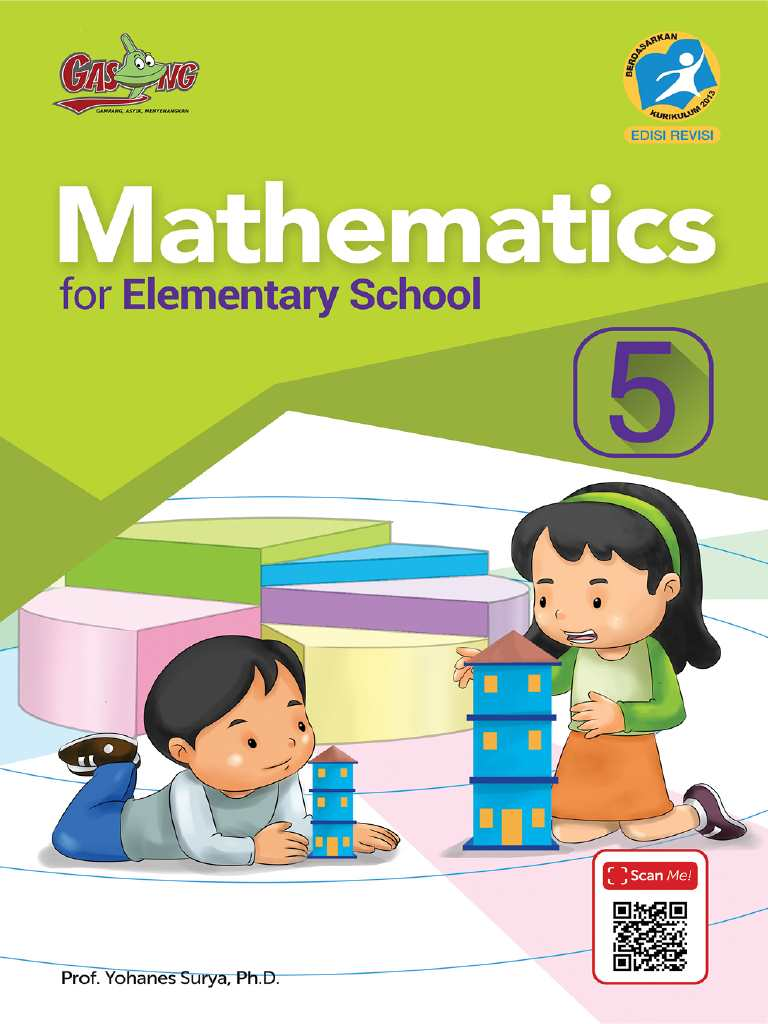 Mathematics For Elementary School 5