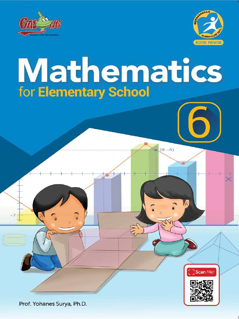 Mathematics For Elementary School 6