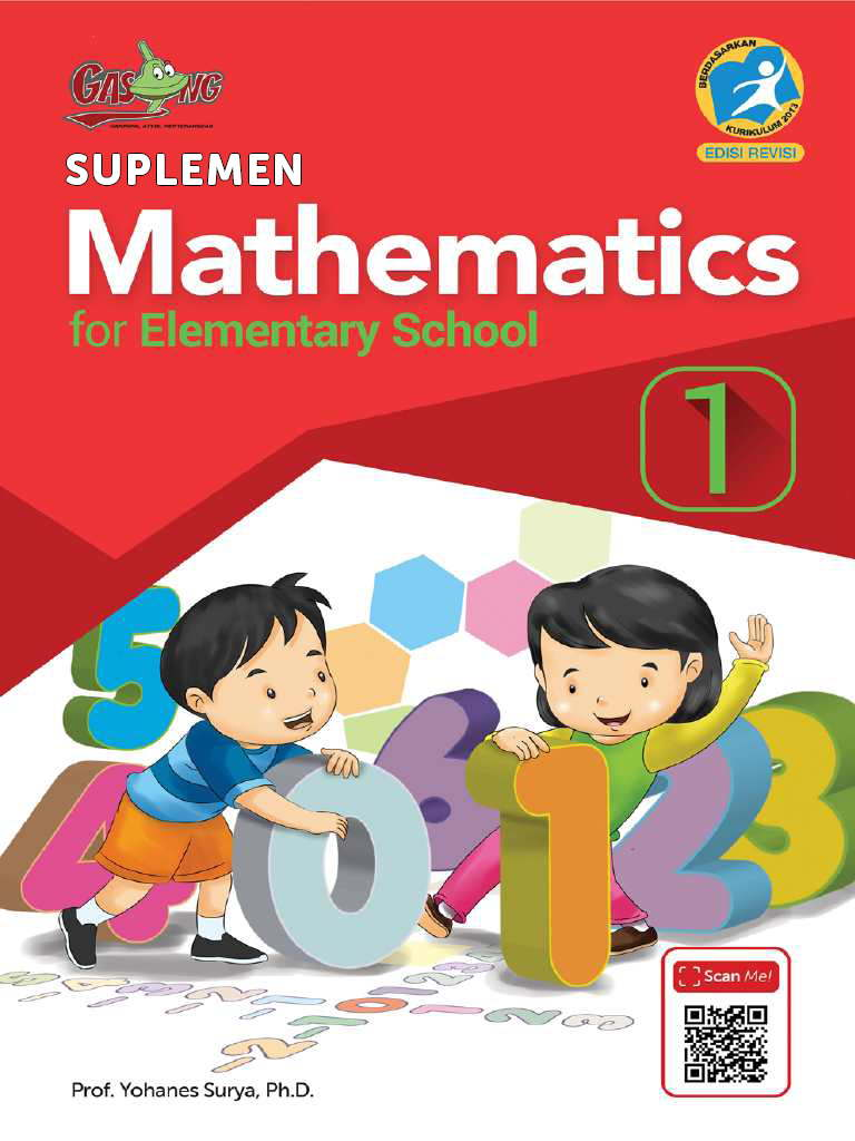 Suplement - Mathematics For Elementary School 1