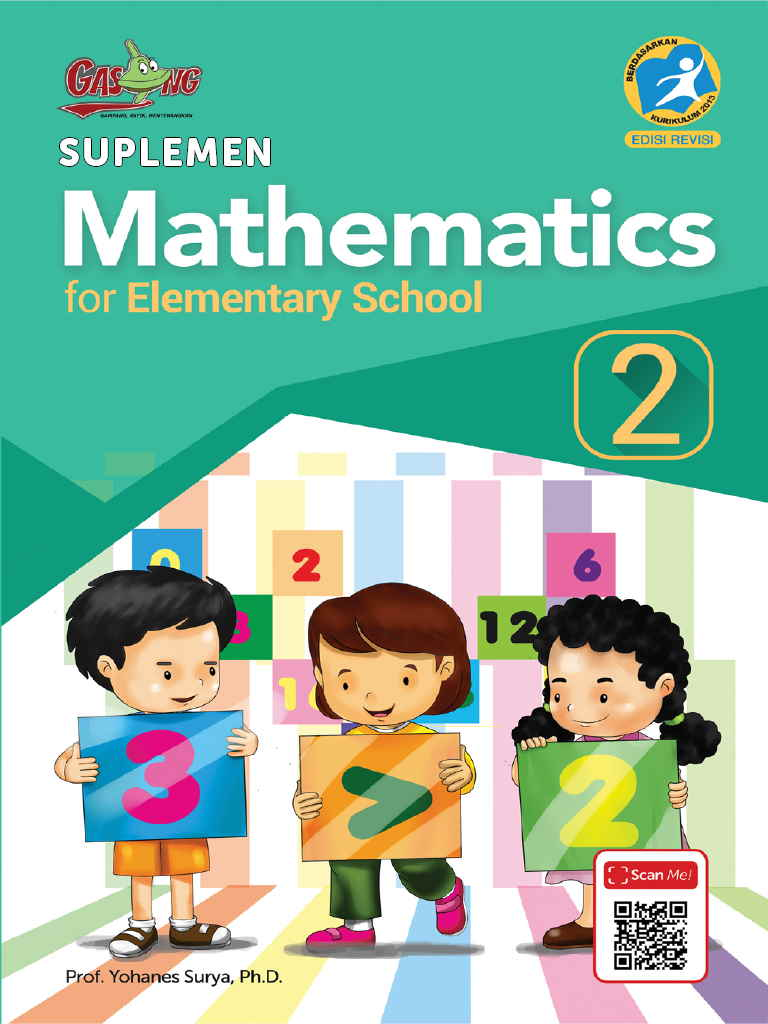 Suplement - Mathematics For Elementary School 2