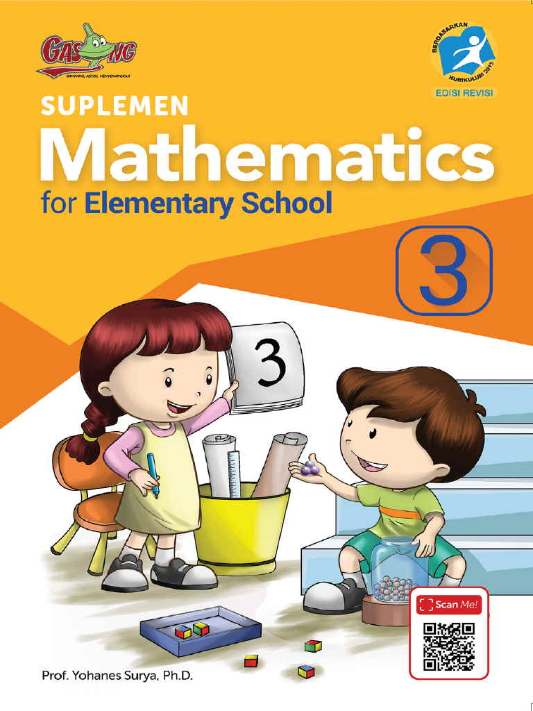 Suplement - Mathematics For Elementary School 3