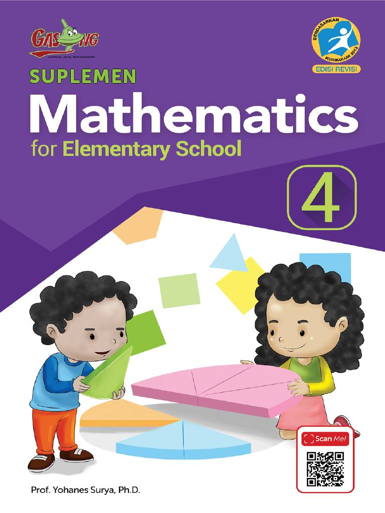 Suplement - Mathematics For Elementary School 4