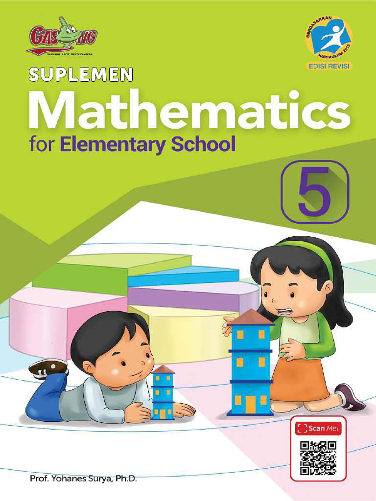 Suplement - Mathematics For Elementary School 5