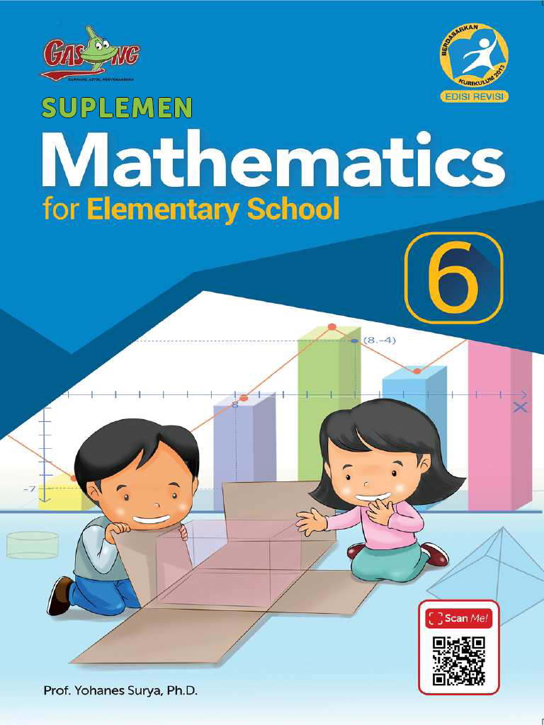 Suplement - Mathematics For Elementary School 6