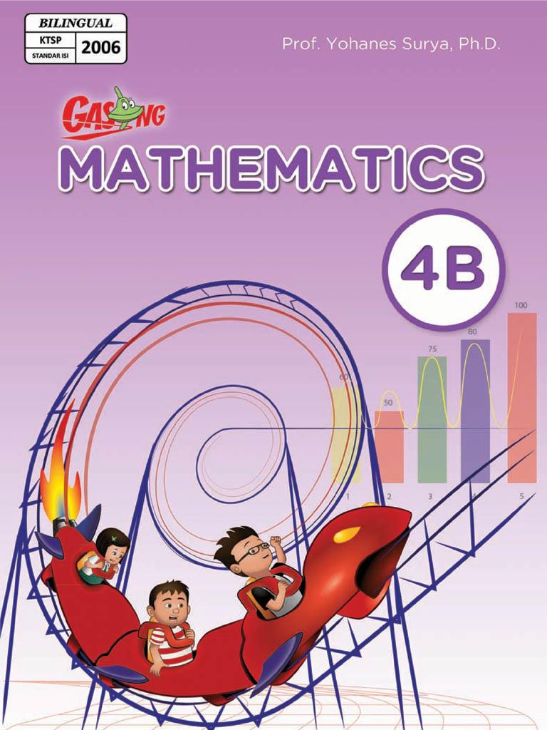 Matematika SD Kelas 4 - Bilingual 4B