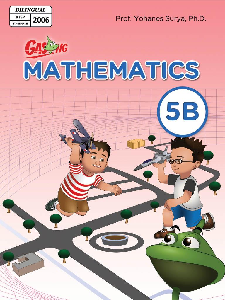 Matematika SD Kelas 5 - Bilingual 5B