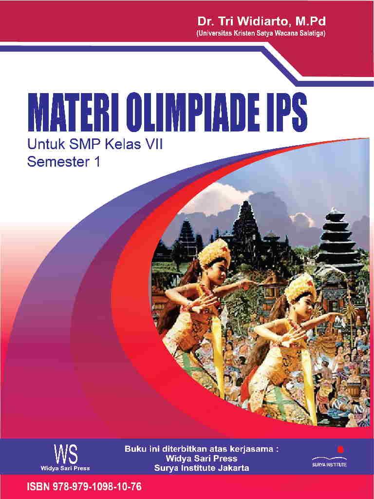 Materi Olimpiade IPS - SMP  Kelas 7 semester ganjil