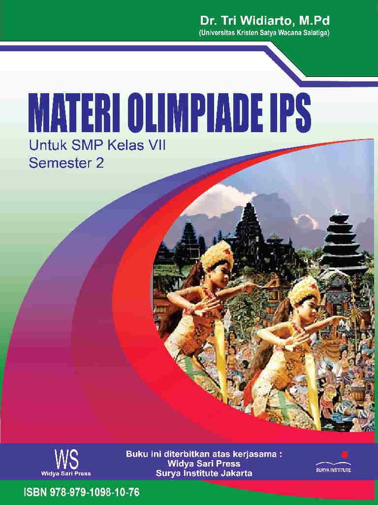 Materi Olimpiade IPS - SMP  Kelas 7 semester genap