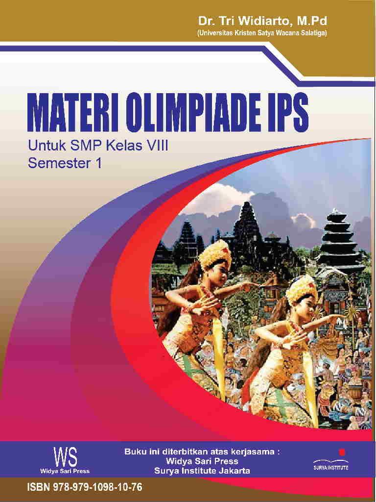 Materi Olimpiade IPS - SMP  Kelas 8 semester ganjil