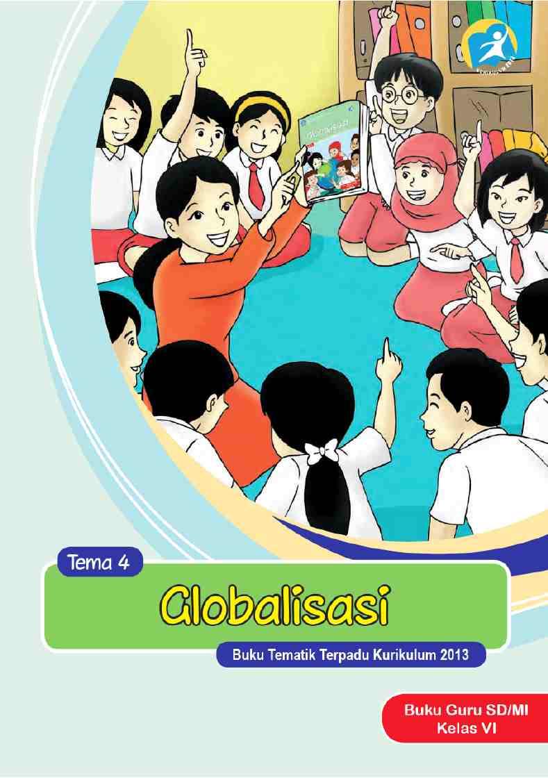 Kelas 06 SD Tematik 4 Globalisasi (Guru)