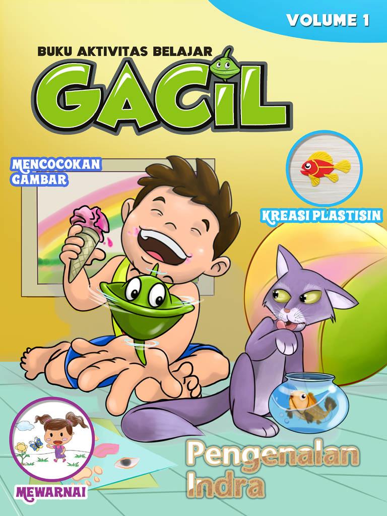 GACIL Vol 1 - Pengenalan Indra