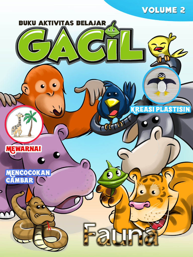 GACIL Vol 2 - Fauna