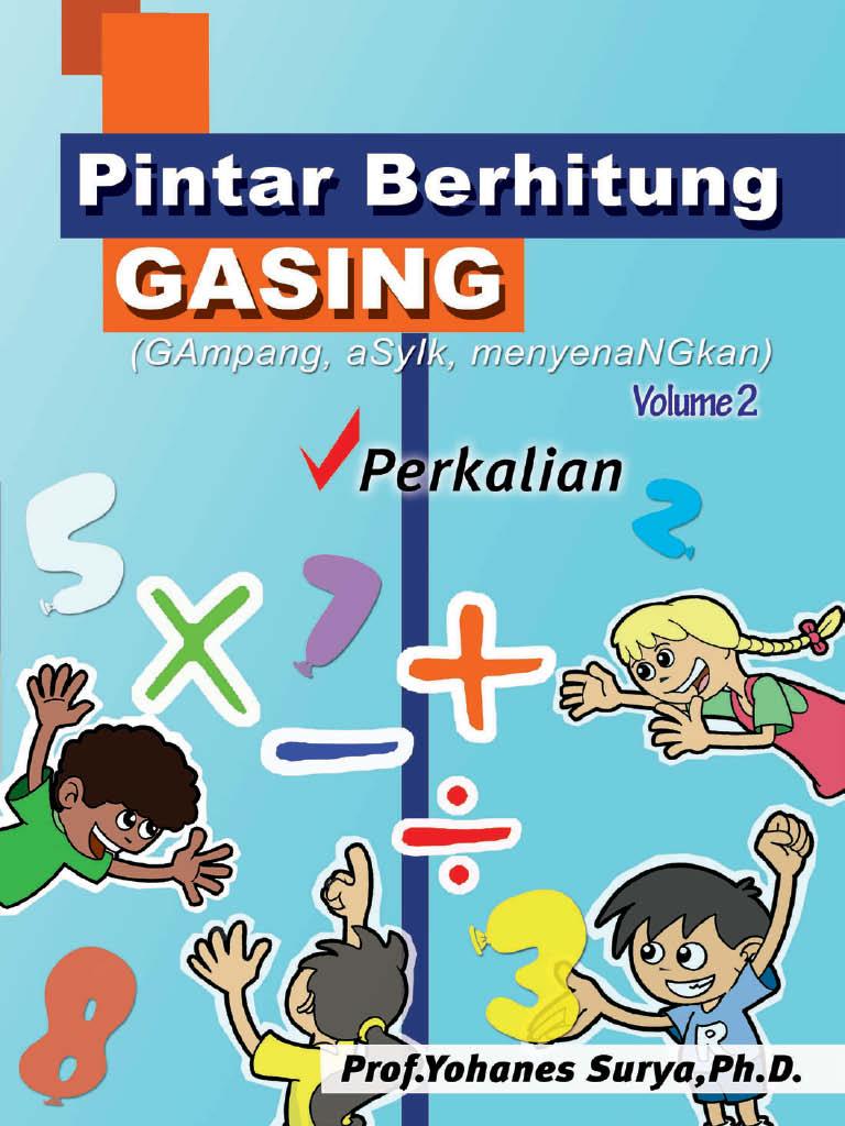 Latihan Pintar Berhitung  Gasing - SD - Vol 2