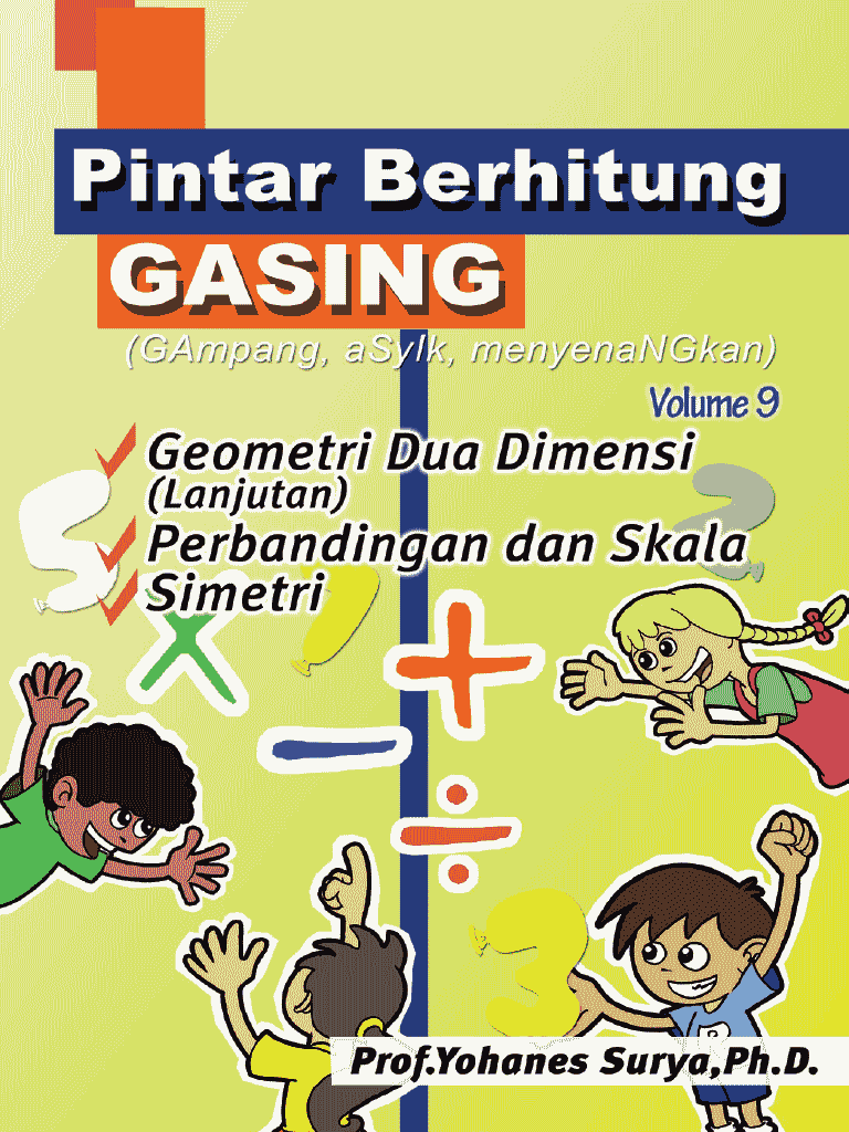 Latihan Pintar Berhitung  Gasing - SD - Vol 9