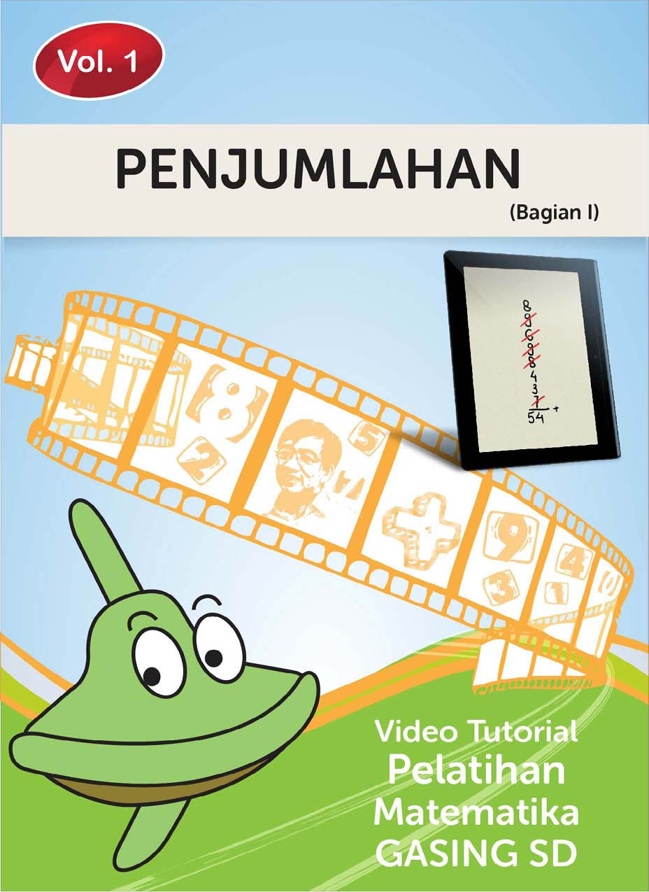 Vol 1 Video Tutorial Pelatihan Matematika Gasing - SD