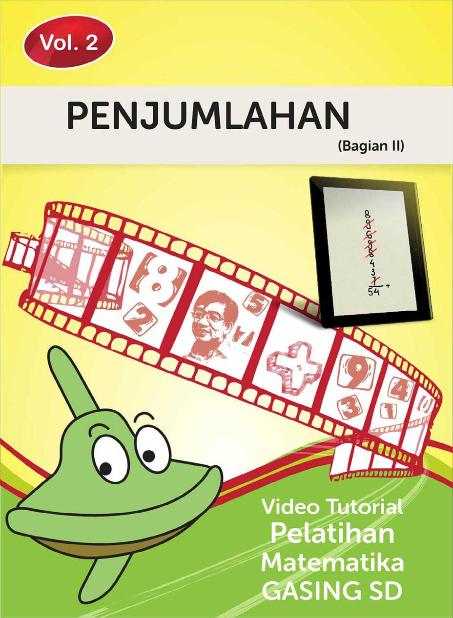 Vol 2 Video Tutorial Pelatihan Matematika Gasing - SD