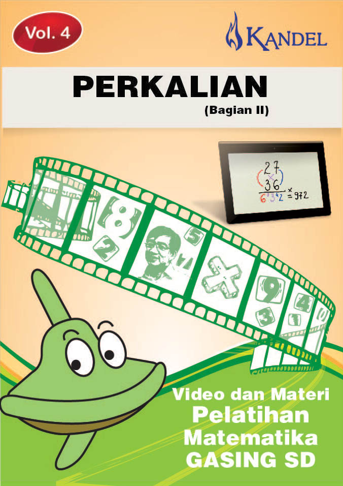 Vol 4 Video Tutorial Pelatihan Matematika Gasing - SD
