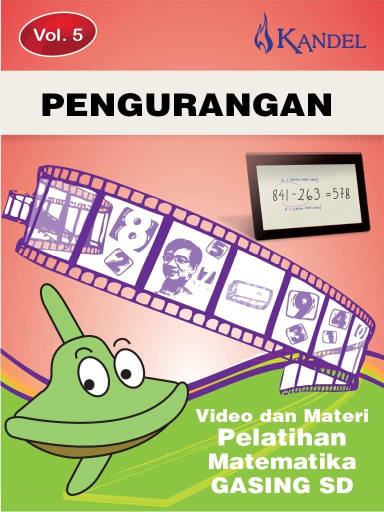 Vol 5 Video Tutorial Pelatihan Matematika Gasing - SD