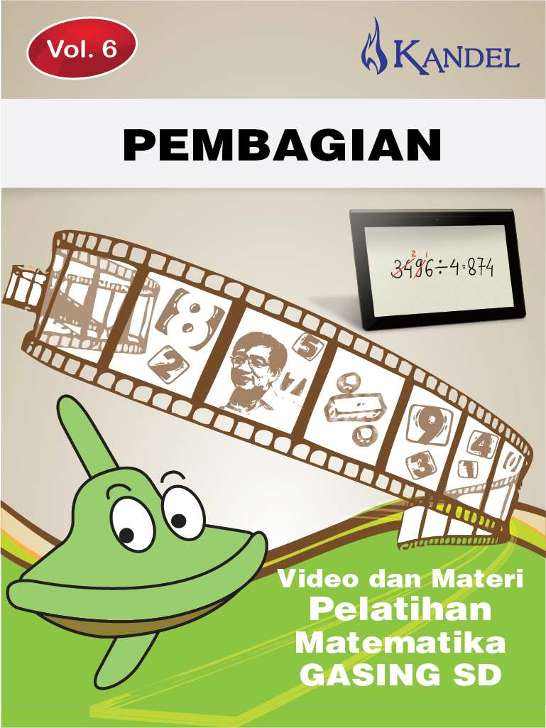 Vol 6 Video Tutorial Pelatihan Matematika Gasing - SD