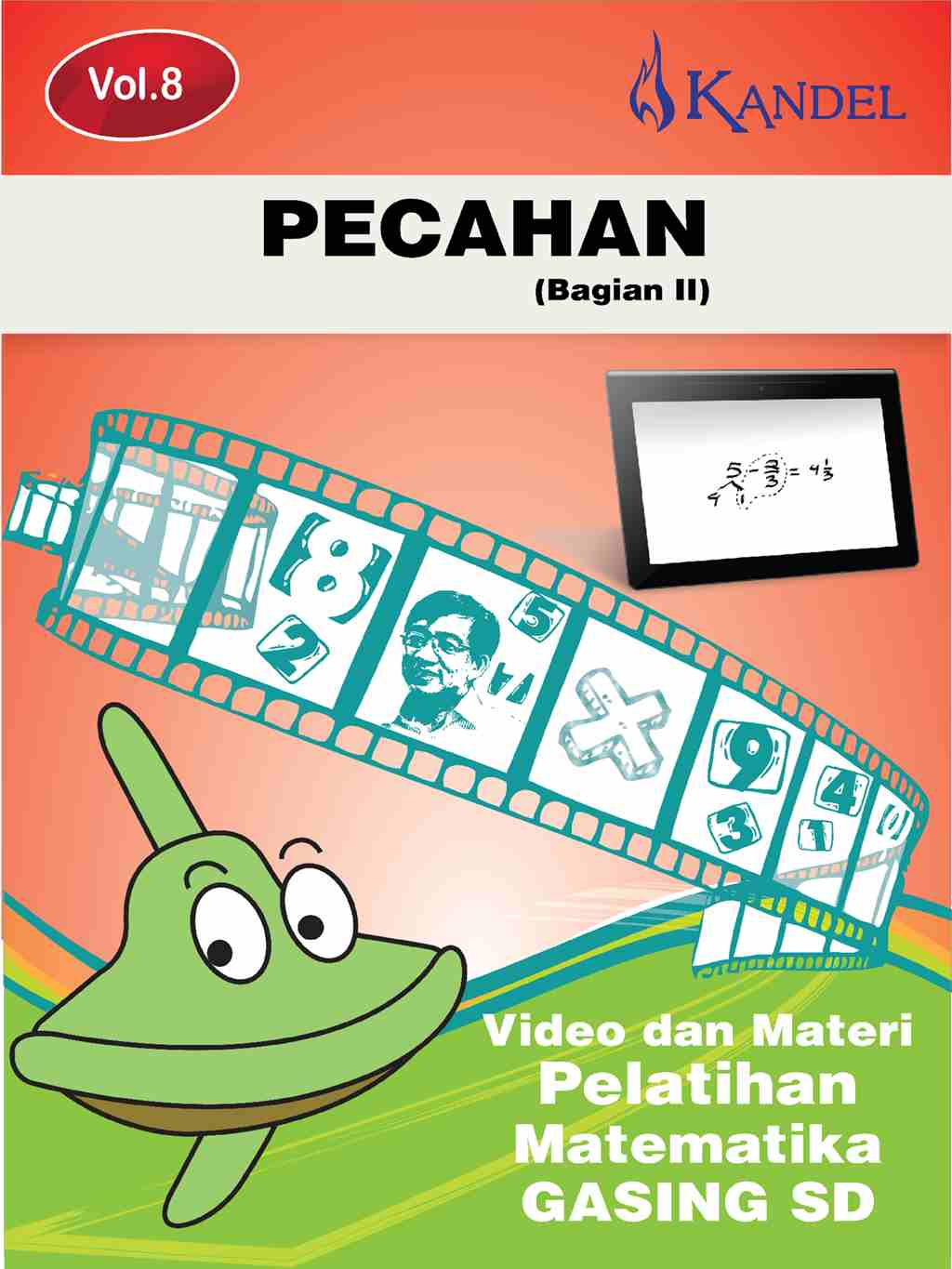 Vol 8 Video Tutorial Pelatihan Matematika Gasing - SD