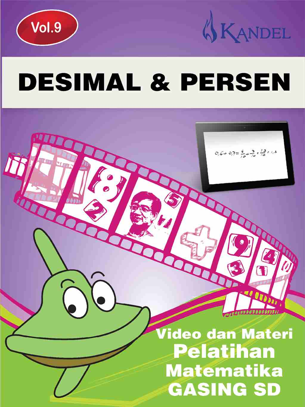 Vol 9 Video Tutorial Pelatihan Matematika Gasing - SD