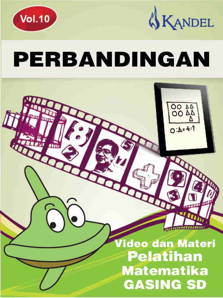 Vol 10 Video Tutorial Pelatihan Matematika Gasing - SD