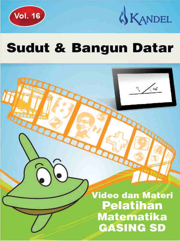 Vol 16 Video Tutorial Pelatihan Matematika Gasing - SD