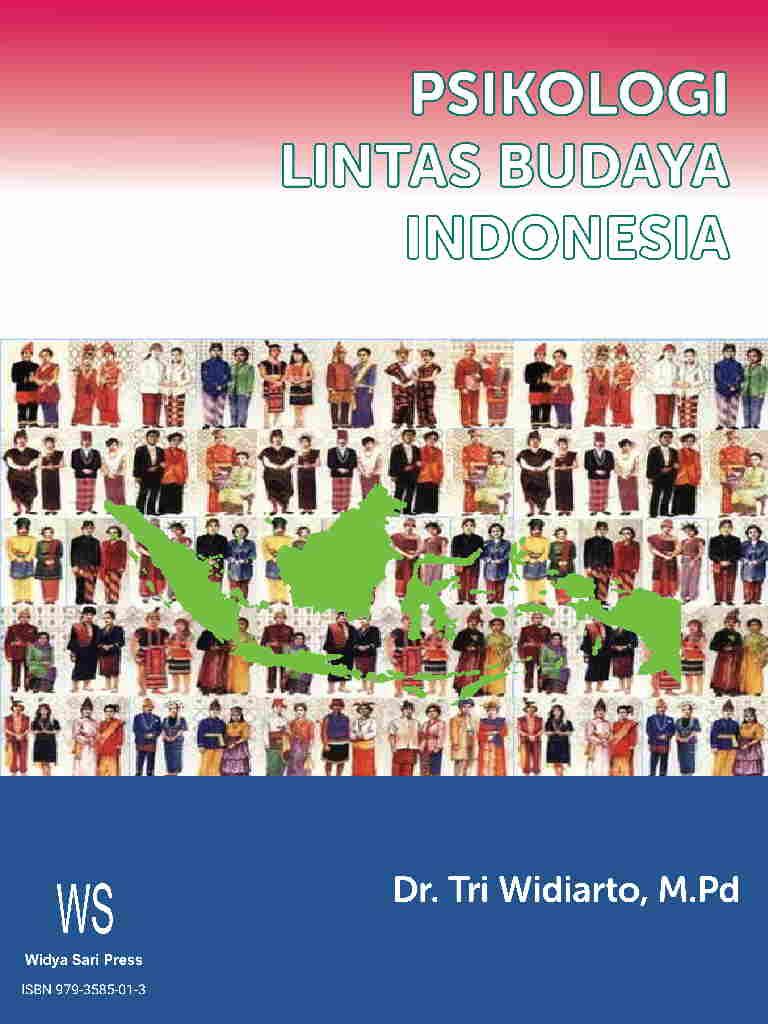 PSIKOLOGI LINTAS BUDAYA INDONESIA